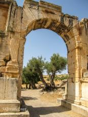 roman tunisia, dougga
