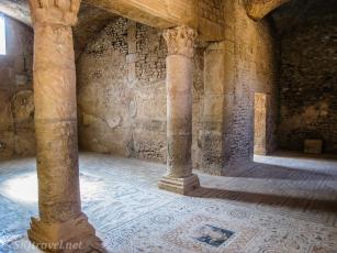 roman tunisia, bulla regia