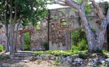 sugar factory on vieques island