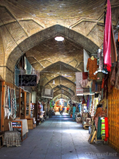 isfahan bazaar