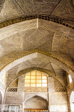 isfahan ceiling patterns