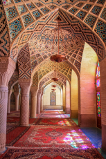 Nasir-al-Mulk, Shiraz, Iran