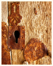 rustylock
